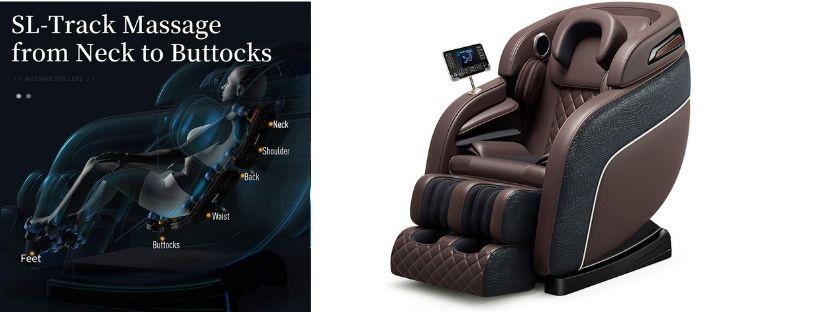 Jare S5 Massage Chair Zero Gravity