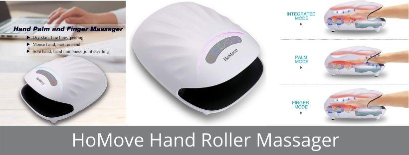 2. HoMove Hand Roller Massager