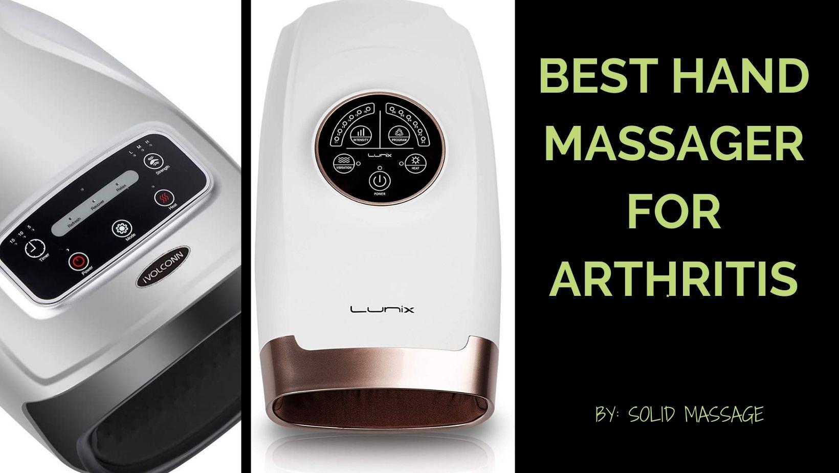 Best Hand Massager For Arthritis