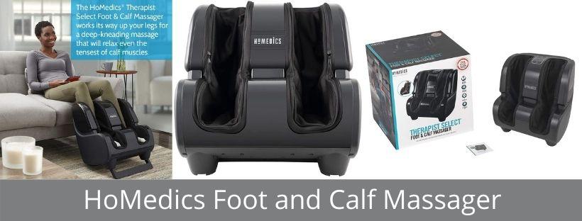 HoMedics Foot and Calf Massager