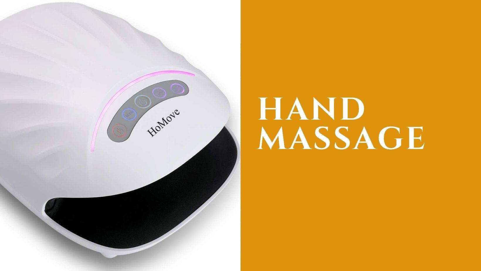 Solid MAssage Equipment - Hand Massager