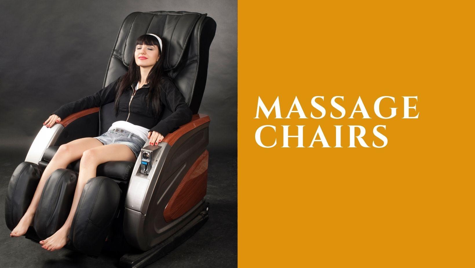 Solid Massage equipment - massage chair