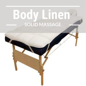 Body Linen Abundance Deluxe Quilted Fleece Massage Table Pad
