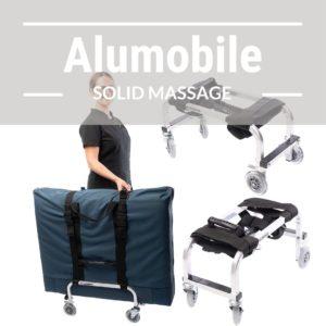 Alumobile Massage Table Cart Trolley