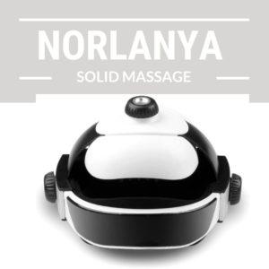 NORLANYA Head Massager Helmet